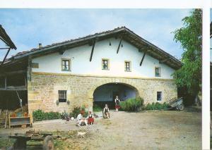 Postal 046152 : Angola. Piragua-Rio Cuanza