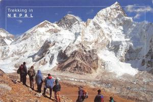 BT12592 Trekking in verest base camp region nepal         Nepal