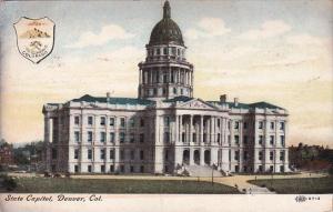 State Capitol Denver Colorado