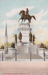 Virginia Richmond Washington Monument