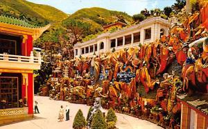 Hong Kong Wall of oriental art   Wall of oriental art