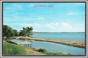 Minnesota, Ottertail Lake Land of Sky Blue Waters