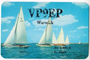 VP9EP, Warwick, Bermuda, 1959