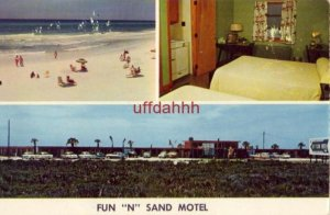 FUN N SAND MOTEL on the world's most beautiful beach, U.S. 98 PANAMA CITY, FL