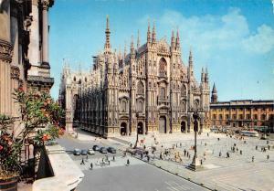 Italy Milano Le Dome The Cathedral Il Duomo