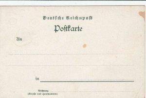 Gruss vom Schielsplatz , JUTERBOG , Teltow-Fläming ,Brandenburg  ,Germany , 1899