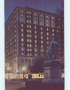 Pre-1980 HOTEL SCENE Lansing Michigan MI AE1389