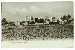 Lahey - General View, ADEN , Yemen, 1890s