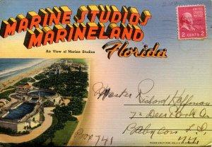 Folder - Florida. Marineland, Marine Studios      (18 Views)