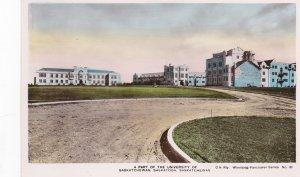 RP; SASKATOON , Saskatchewan, Canada , 10-30s ; Part Of The University Of Saskat