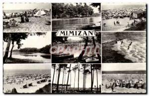 Postcard Modern Mimizan (volleyball volleyball)