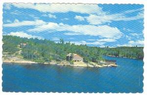 Miller´s Island 52, French River, Ontario, Canada, 40-60s