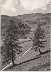 Rifugio Monte Cavallo m.1960 Rosskopfhutte, Italy, 1963 used Real Photo Postcard