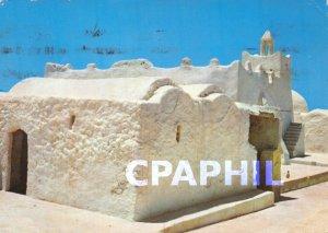 Postcard Modern Djerba (Tunisia): A mosqu�e