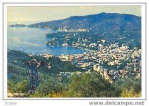Panoramic View,Tigullio Gulf, Rapallo, Italy, 40-60s