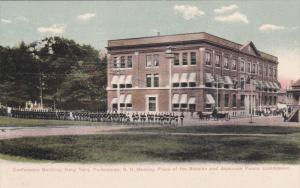Conference Bldg , PORTSMOUTH , New Hampshire , 00-10s