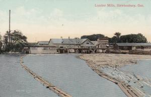 HAWKESBURY , Canada, 00-10s ; Lumber Mills