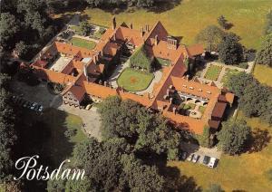 Potsdam Neuer Garten, Schloss Cecilienhof Castle Aerial view