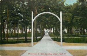 Washington Court House OH Dahl-Milliken Grocery~Cedar Point~1910 Ortman of Eber