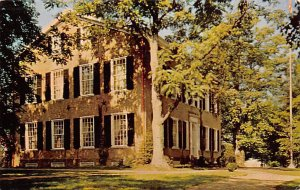 My old KY home, state shrine Bardstown KY