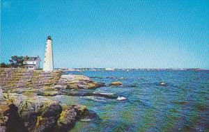Early Navigator's Aid A New England Lighthouse