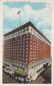 Ohio Cleveland Hotel Statler
