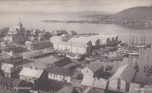 RP: Harbour , HAMMERFEST , Norway , 00-10s