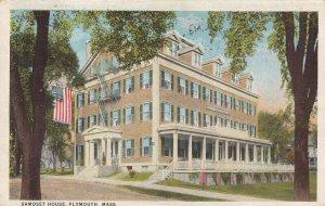 PLYMOUTH, Massachusetts, PU-1928; Samoset House