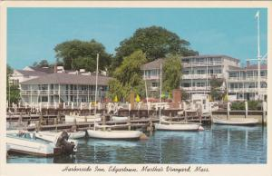 MARTHA'S VINEYARD, Massachusetts; Harborside Inn, Edgartown, 40-60s