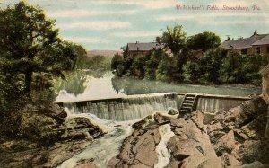 PA - Stroudsburg. McMichael's Falls