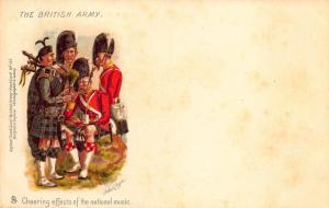 Raphael Tuck #122 Arthur C. Payne The British Army Postcard