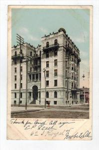 21618 AL Mobile    Bienville Hotel