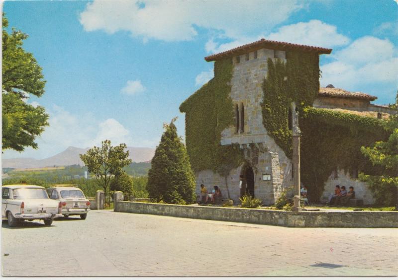 PAMPLONA, Baluarte del Redin, Bastion of Redin, 1960s unused Postcard