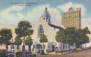 Florida Tampa First Presbyterian Church