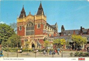 uk44028 great hall leeds university uk