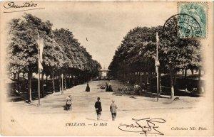 CPA ORLÉANS - Le Mail (985239)