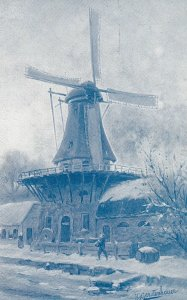 J.G.Gerstenhaus ; Windmill , 00-10s : #1