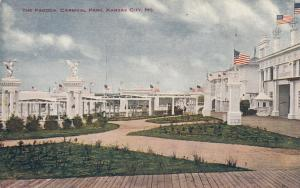 KANSAS CITY , Missouri , 00-10s ; The Pagoda, Carnival Park