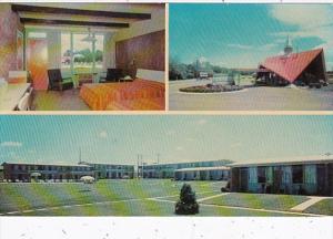 Kentucky Lexington Howard Johnsons Motor Lodge Restaurant & Cocktail Lounge