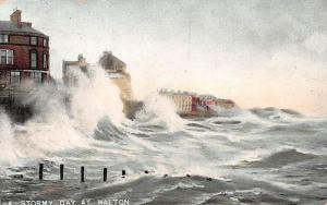 A Stormy Day at Walton 1906