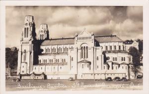 RP: STE. ANNE DE BEAUPRE, Quebec, Canada; Basilique - Basilica, 1946-1948