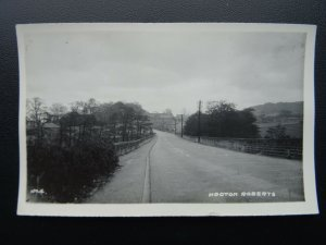 Yorkshire HOOTON ROBERTS - Old RP Postcard by R.B.& E.D. Richards
