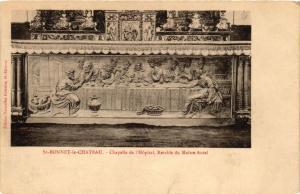 CPA St-Bonnet-le-Chateau Chapelle de l'Hopital (687852)