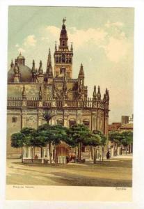 Plaza del Triunfo , Sevilla, Spain, 00-10s