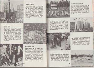 1950s Variety Vacation Guide to North Carolina