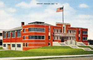 IN - Marion. Armory