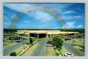 Dededo Guam, Micronesia Mall,  Chrome Postcard