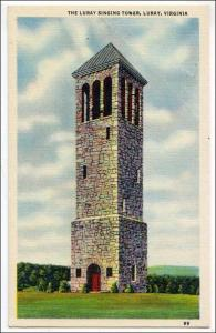 Luray Singing Tower, Luray VA