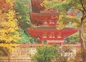 Japan Nara Hase-dera Temple 1998