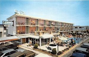 New Jersey  Wildwood Crest   Biscayne Motel